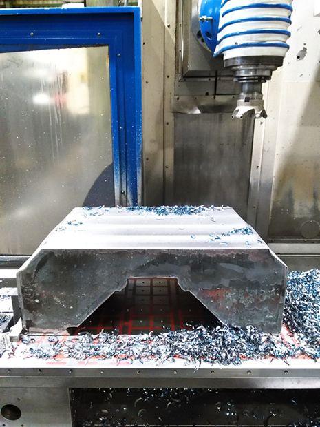 En Talleres Argote contamos con los medios necesarios para la producción de piezas en grandes series